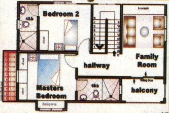 Deca Homes Bacolod Floor Plan Iloilo Homes For Sale Deca